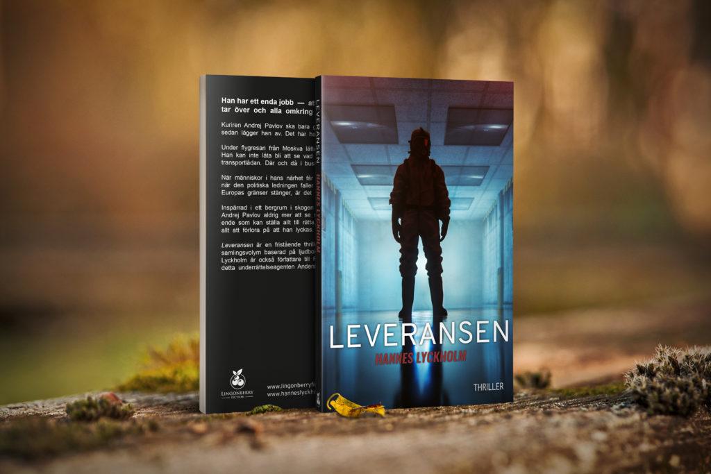 Thrillern Leveransen av Hannes Lyckholm
